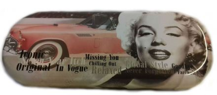 Marilyn Monroe with Car Glasses Case